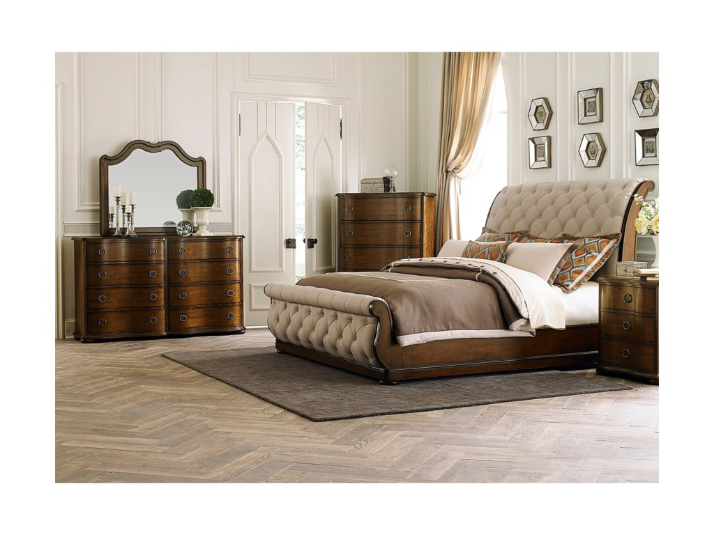 Liberty Furniture Cotswold King Bedroom Group