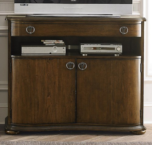 Liberty Furniture Cotswold  Transitional Media Chest with 2 Doors