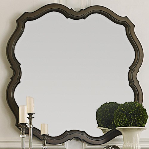 Liberty Furniture Cotswold  Transitional Decorative Mirror