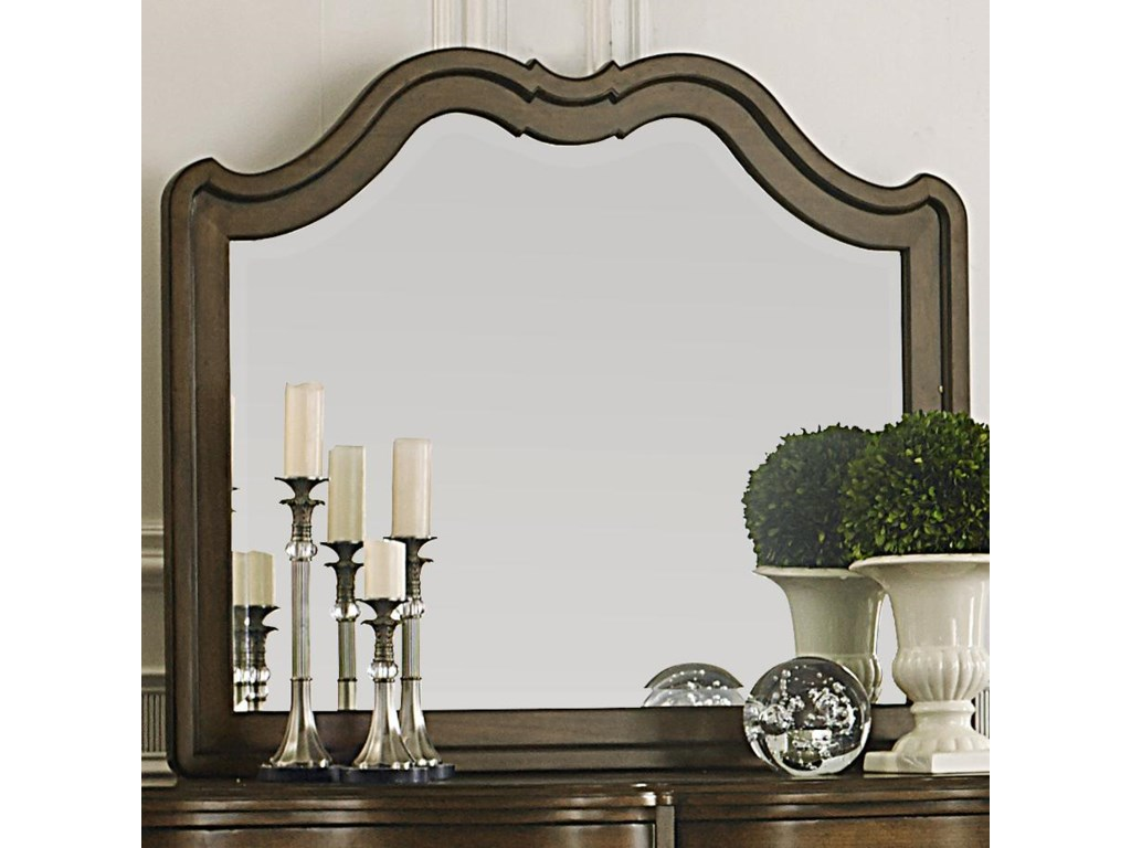 Liberty Furniture Cotswold Landscape Mirror