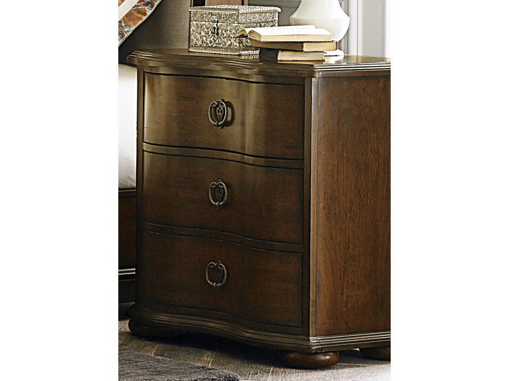 Liberty Furniture Cotswold 3 Drawer Nightstand