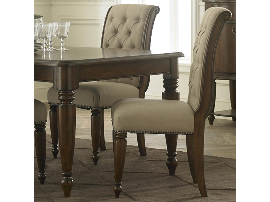 Liberty Furniture Cotswold Upholstered Side Chair
