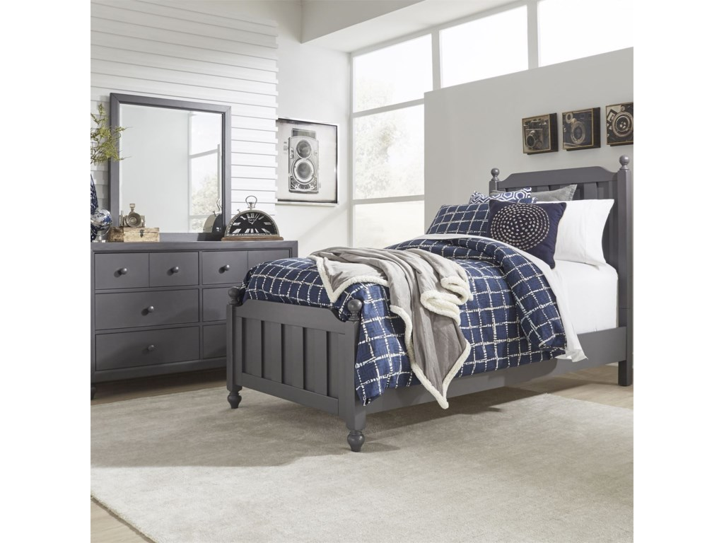 Liberty Furniture Cottage ViewFull Bedroom Group