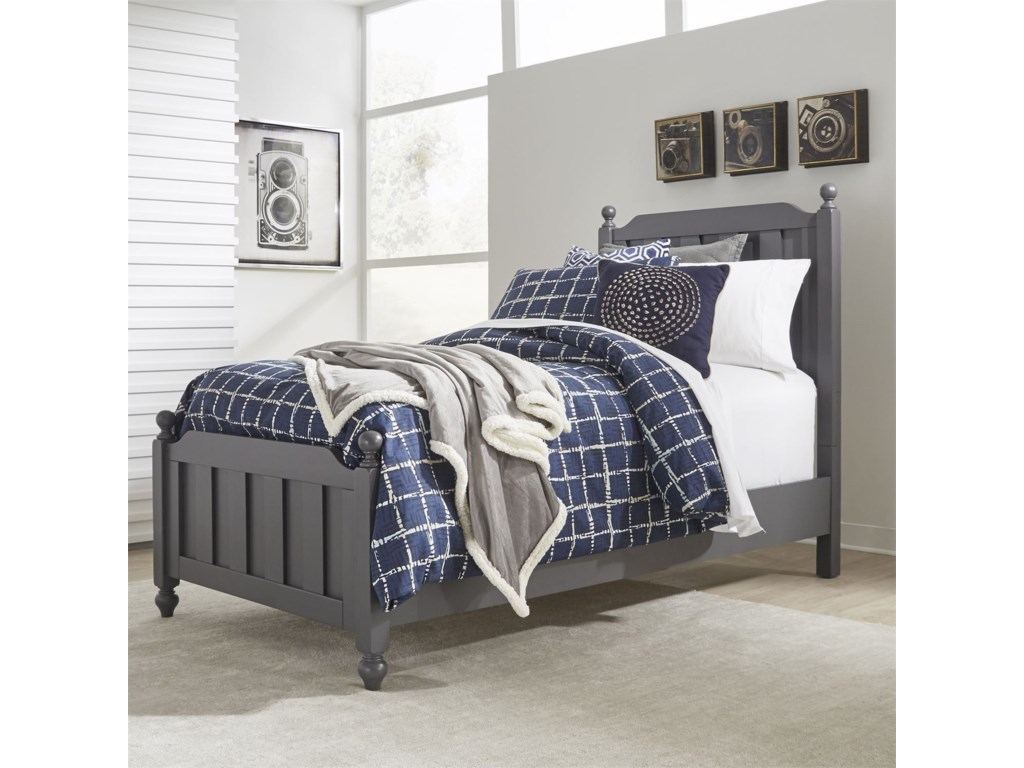 Vendor 5349 Cottage ViewTwin Panel Bed
