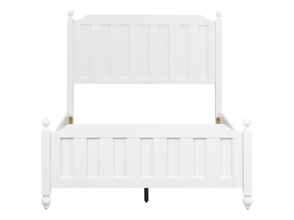 Liberty Furniture Cottage ViewFull Panel Bed