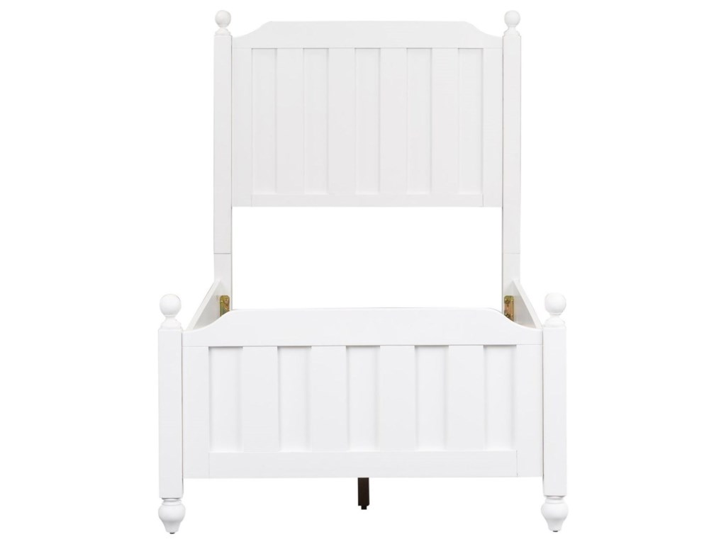Liberty Furniture Cottage ViewTwin Panel Bed