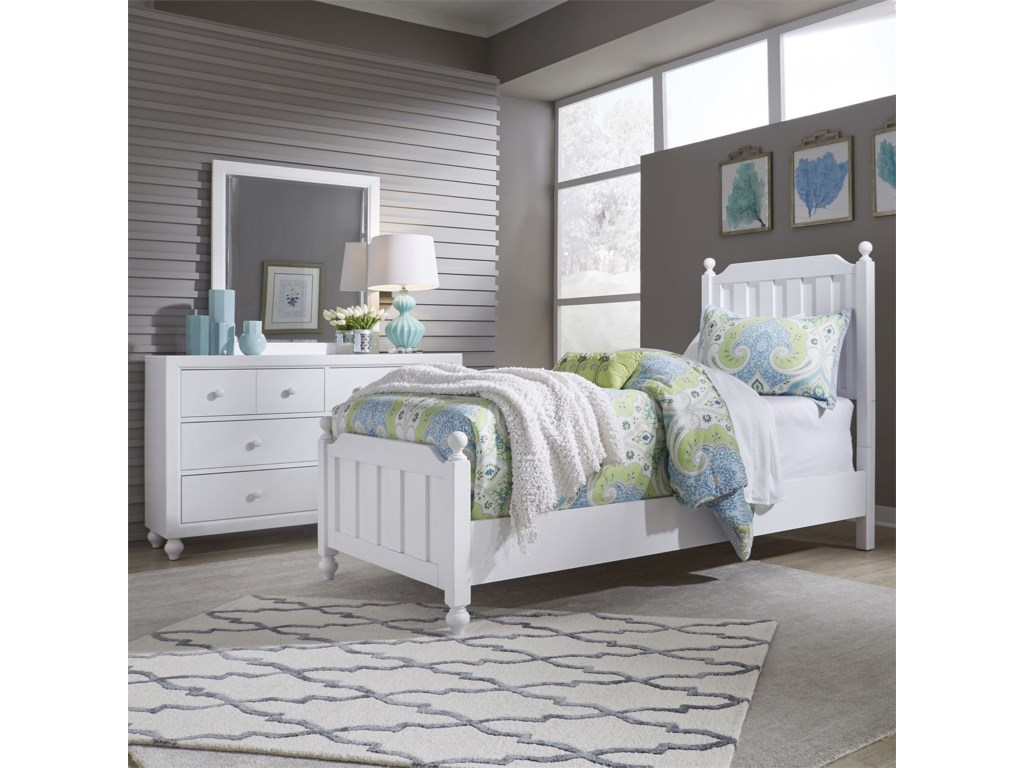 Liberty Furniture Cottage ViewTwin Bedroom Group