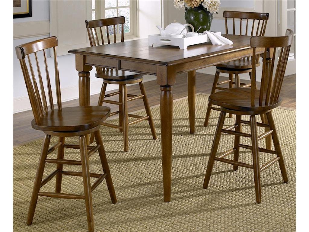 Liberty Furniture Creations IICopenhagen Barstool