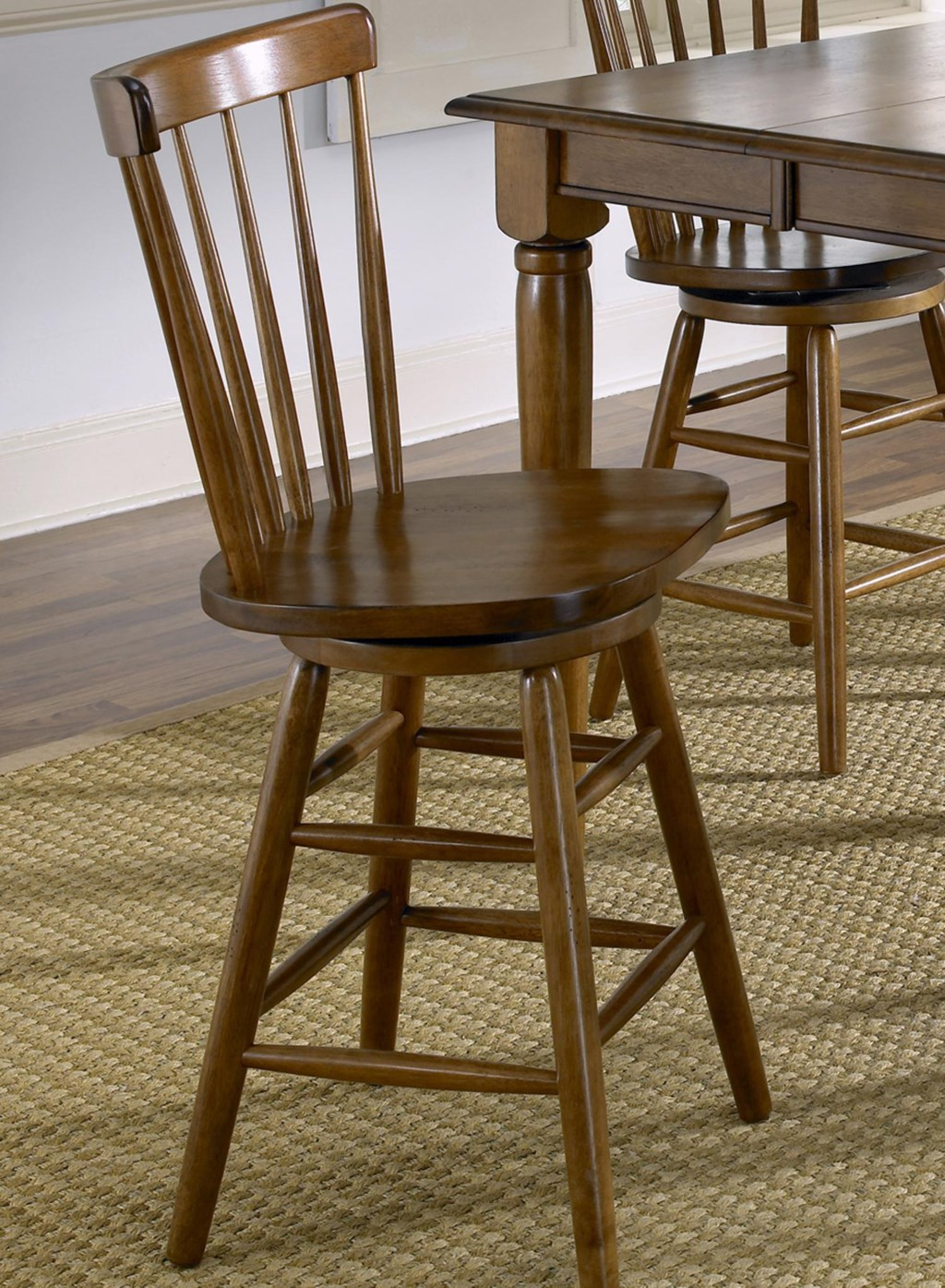 Liberty Furniture Creations Ii 30 Inch Copenhagen Bar Stool Hl