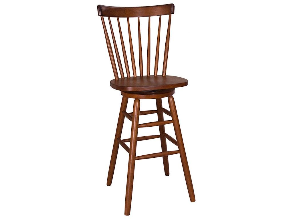 Freedom Furniture Creations II30 Inch Bar Stool
