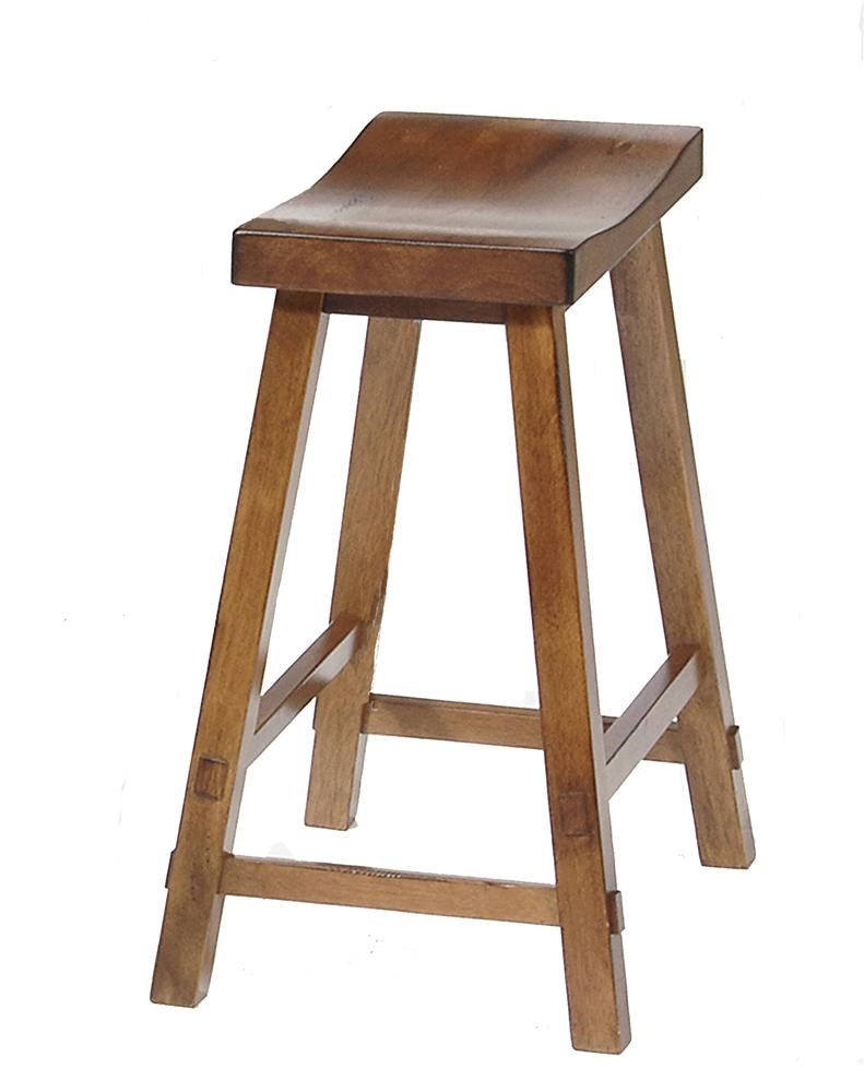 Liberty Furniture Creations Ii 24 Inch Sawhorse Barstool Dinette