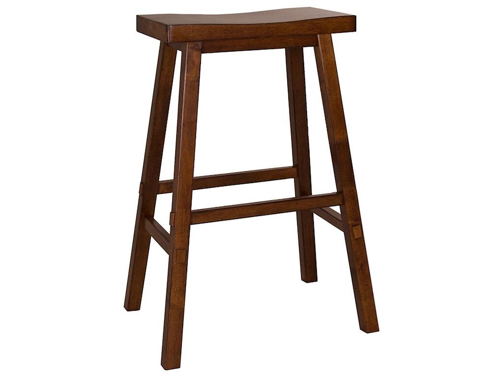 Freedom Furniture Creations II30 Inch Sawhorse Barstool