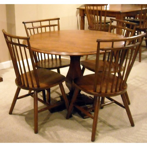 Liberty Furniture Creations II 5 Piece Casual Dining Table and Chair Set