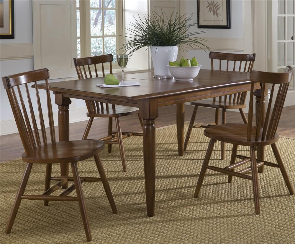 Dining Room Table With Butterfly Leaf 2