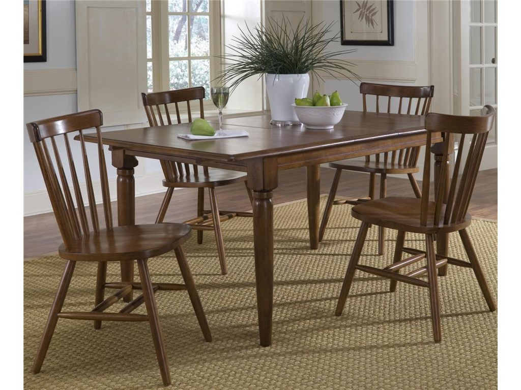 Liberty Furniture Creations II5 Piece Table & Chair Set