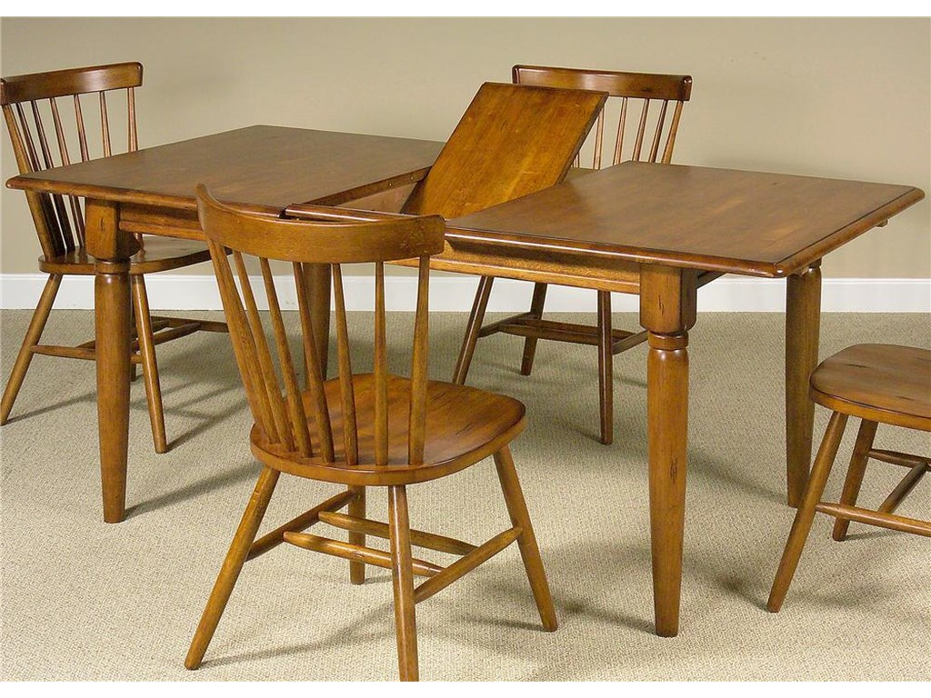 Liberty Furniture Creations IIButterfly Leaf Table