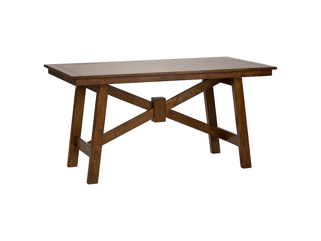 Liberty Furniture Creations IIRectangular Trestle Table