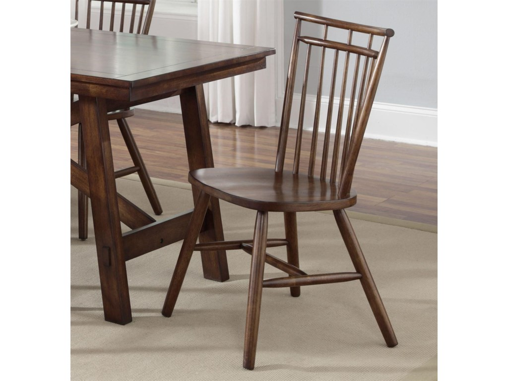 Liberty Furniture Creations II5PC Dining Table & Chair Set