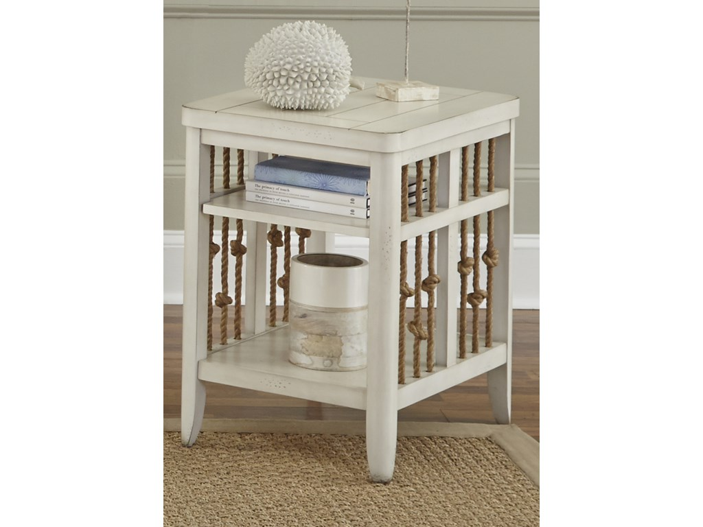 Liberty Furniture Dockside IIChair Side Table