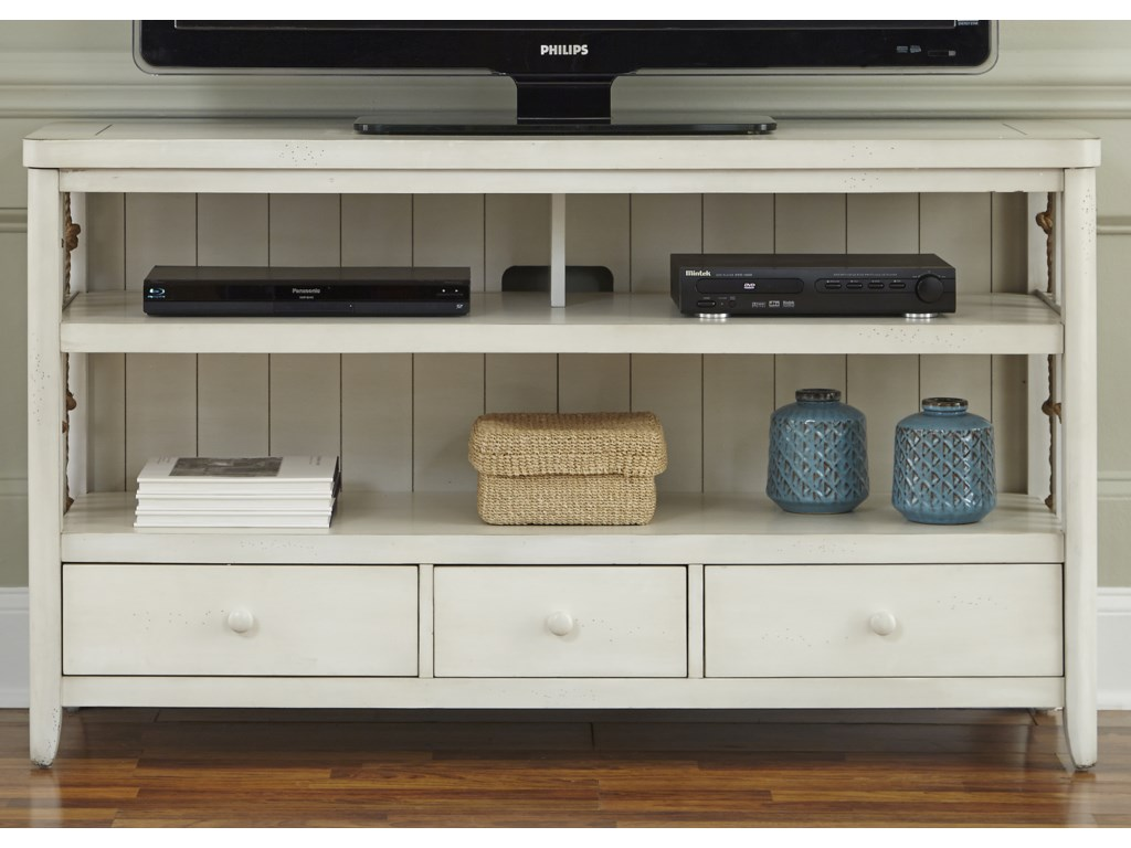Liberty Furniture Dockside IITV Console