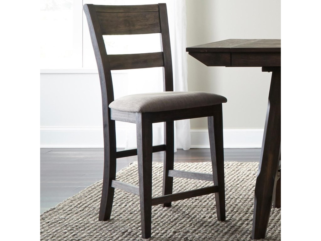 Liberty Furniture Double BridgeCounter Chair