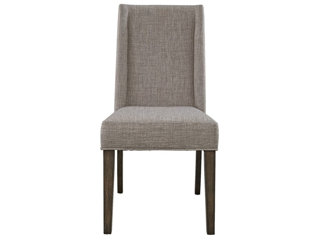 Liberty Furniture Double BridgeUpholstered Dining Side Chair