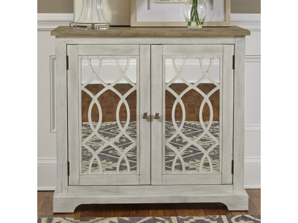Liberty Furniture Eclectic Living AccentsAccent Cabinet