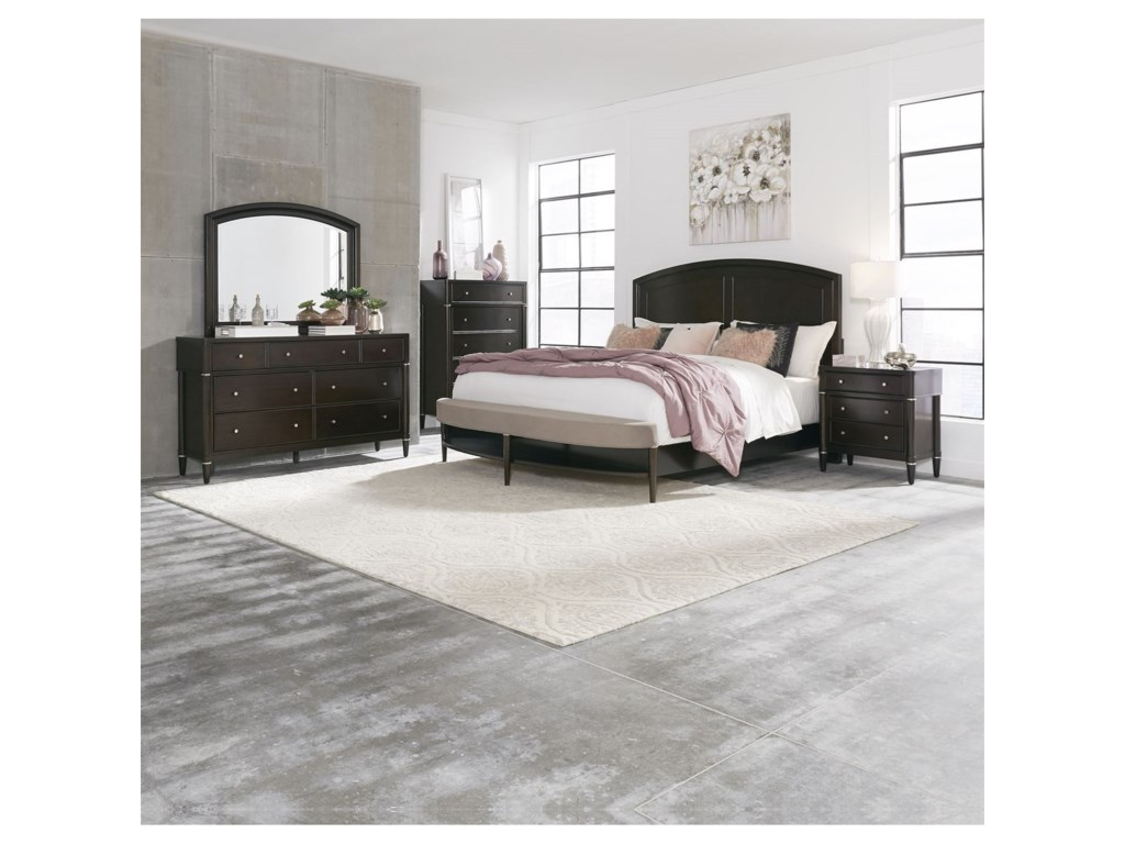 Liberty Furniture EssexKing Panel Bed