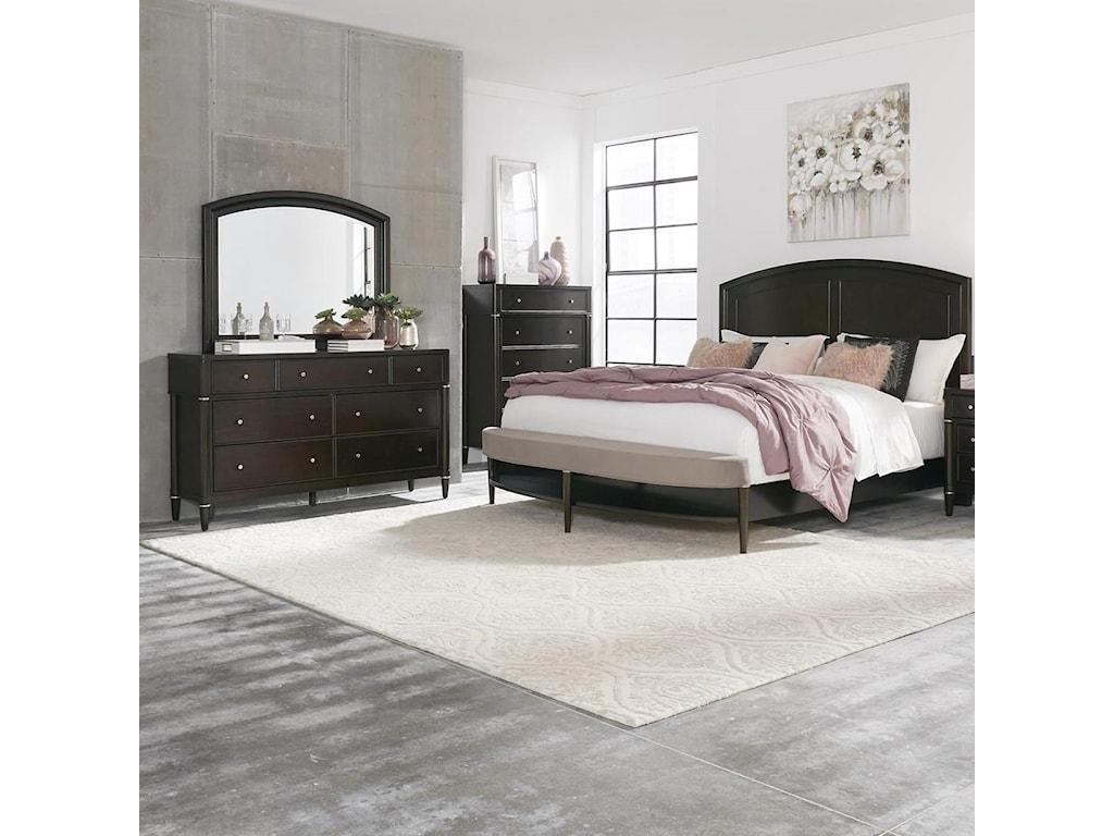 Liberty Furniture EssexQueen Bedroom Group