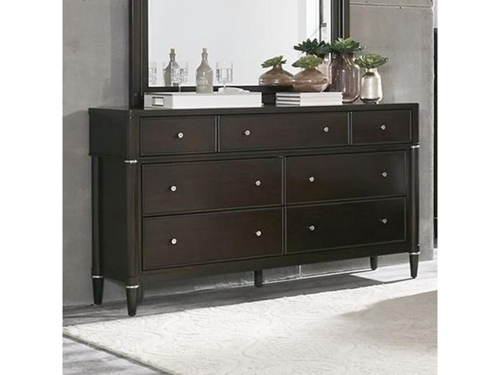 Liberty Furniture Es 425 Br31 Transitional 7 Drawer