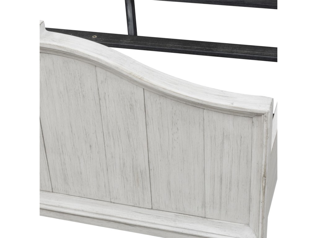 Liberty Furniture Farmhouse ReimaginedQueen Panel Bed