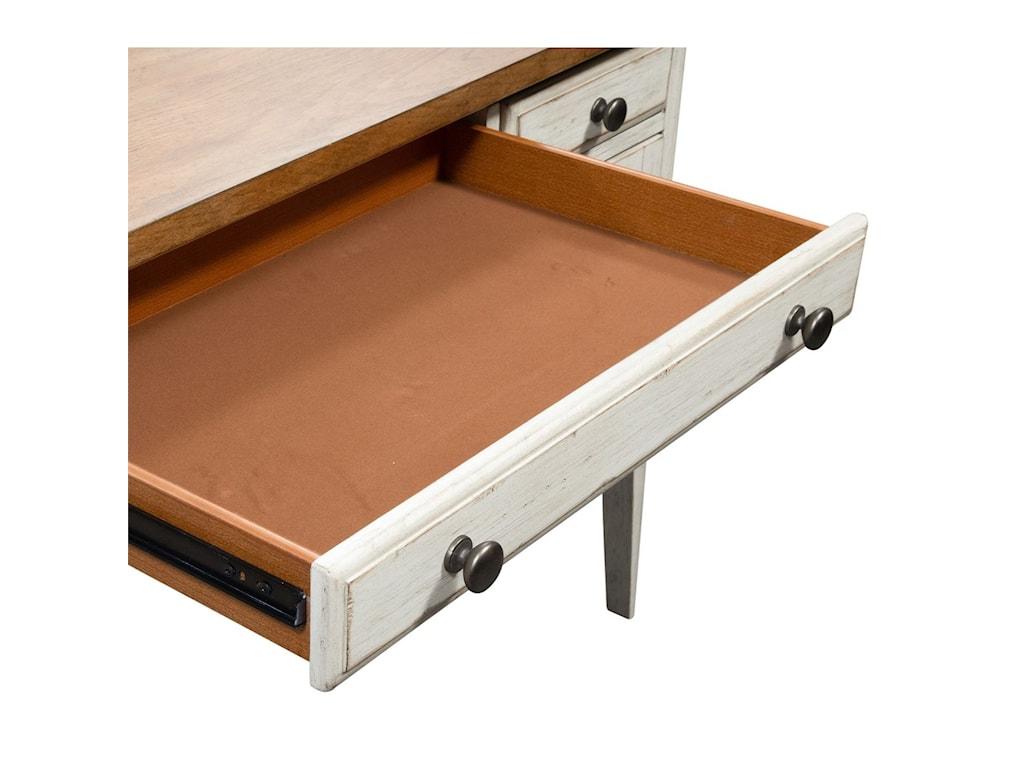 Liberty Furniture Farmhouse ReimaginedVanity Desk