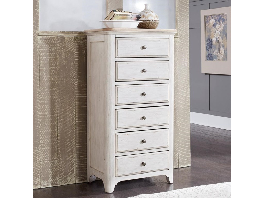 drawer overstock lingerie easton product creek chest home garden drawers laurel today free shipping six