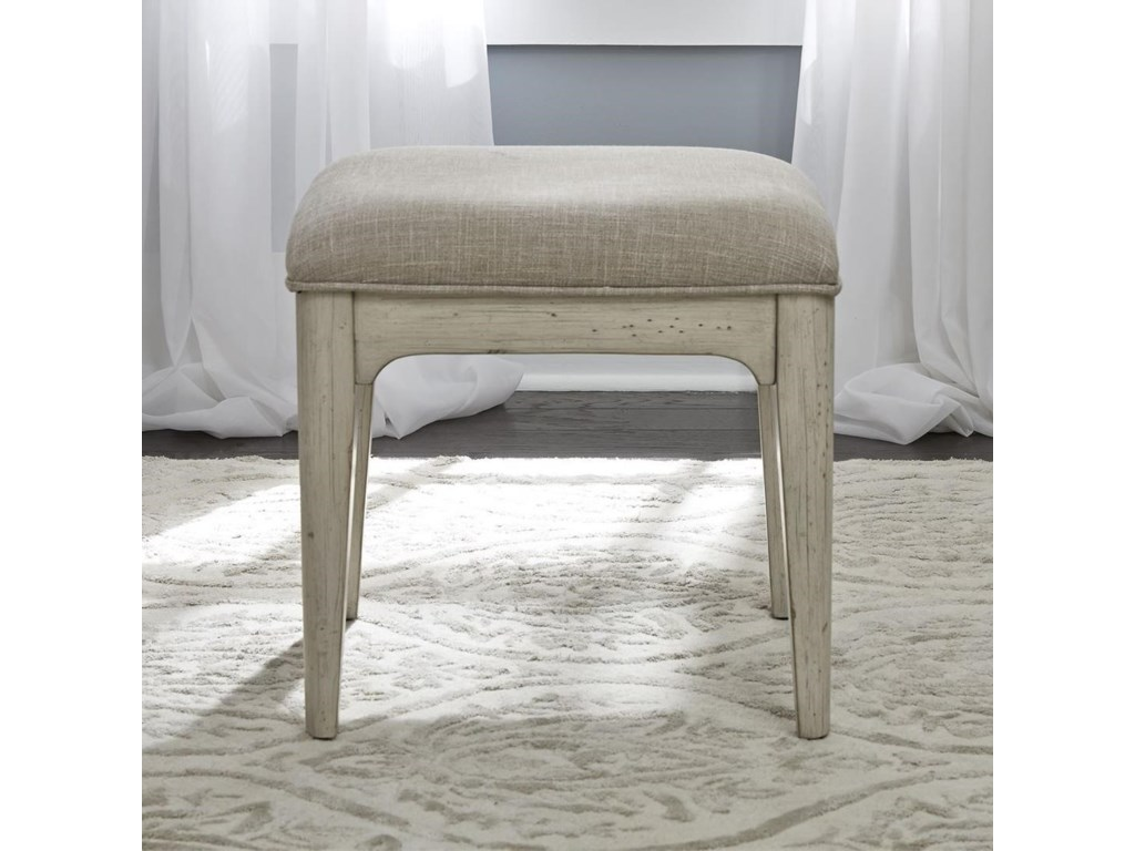 Liberty Furniture FarmingtonVanity Stool