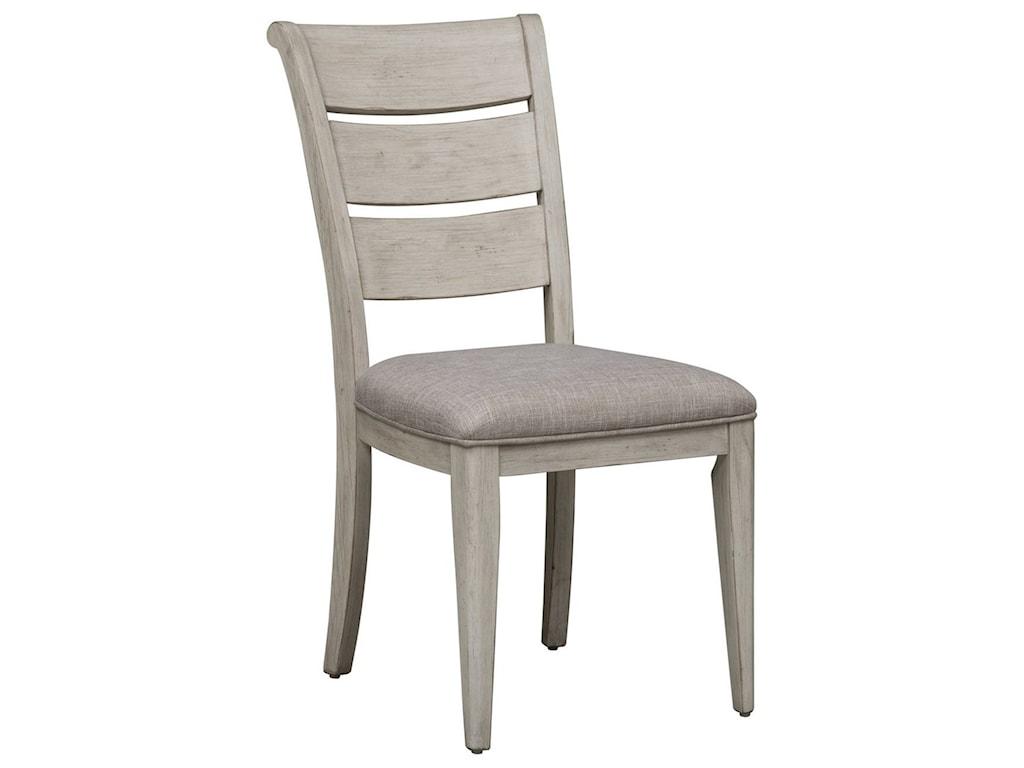 Liberty Furniture FarmingtonLadder Back  Side Chair