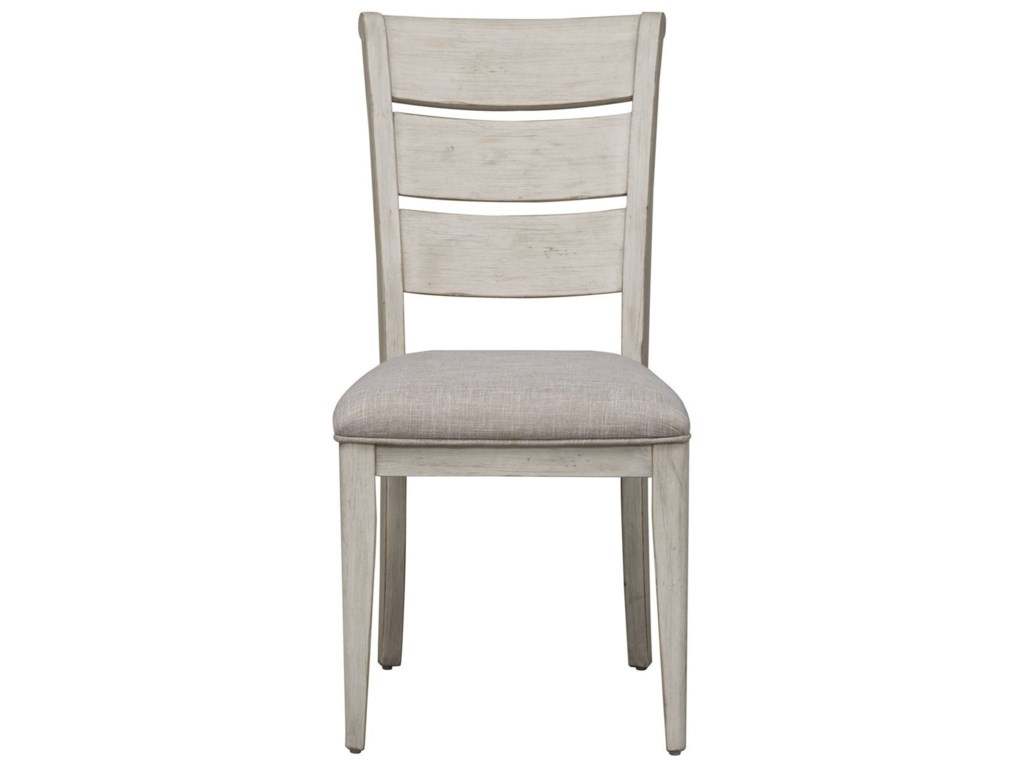 Liberty Furniture Farmhouse ReimaginedLadder Back  Side Chair
