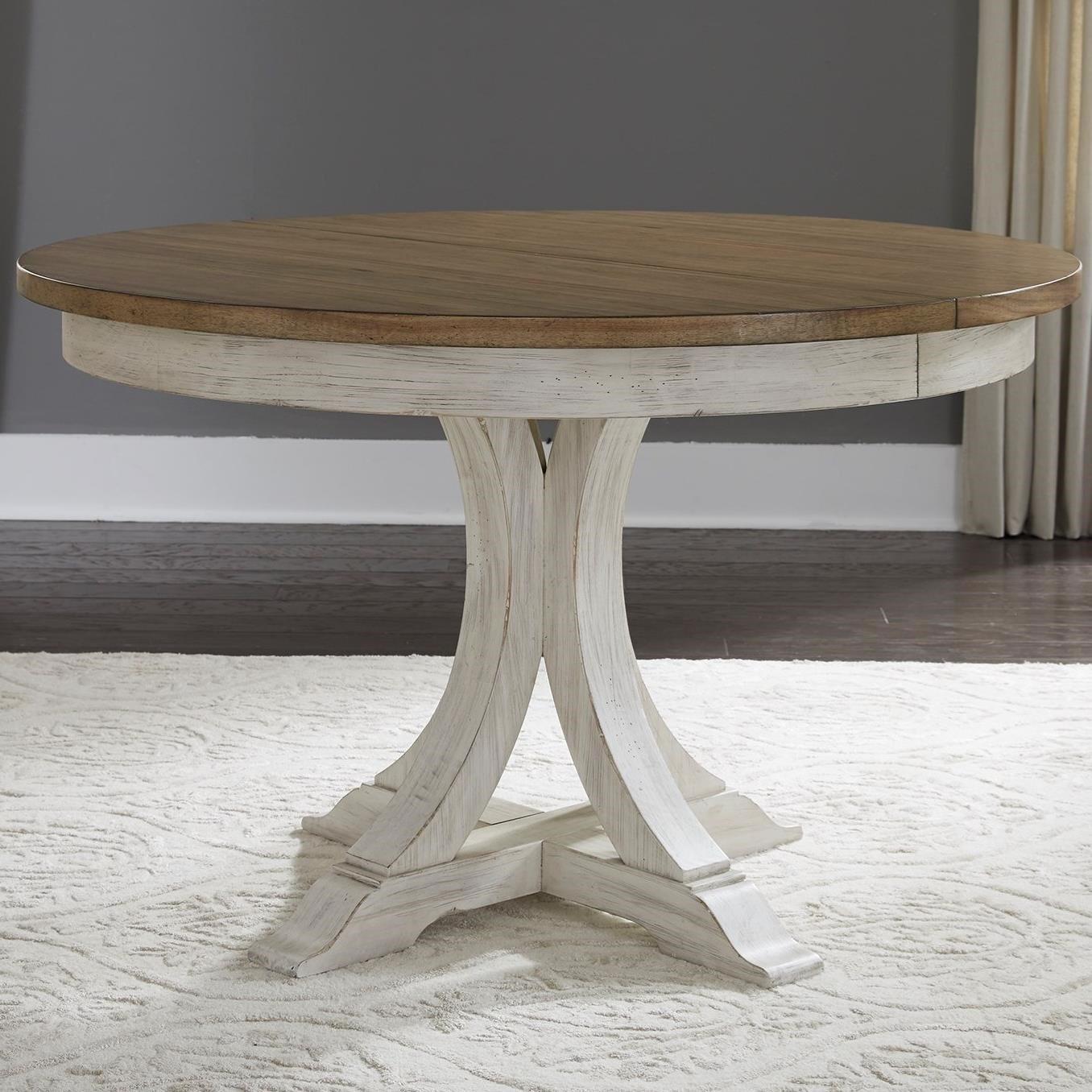 Charmant Liberty Furniture Farmhouse ReimaginedPedestal Table