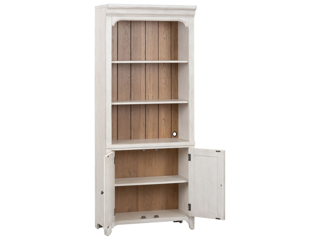 Liberty Furniture Farmhouse ReimaginedBookcase