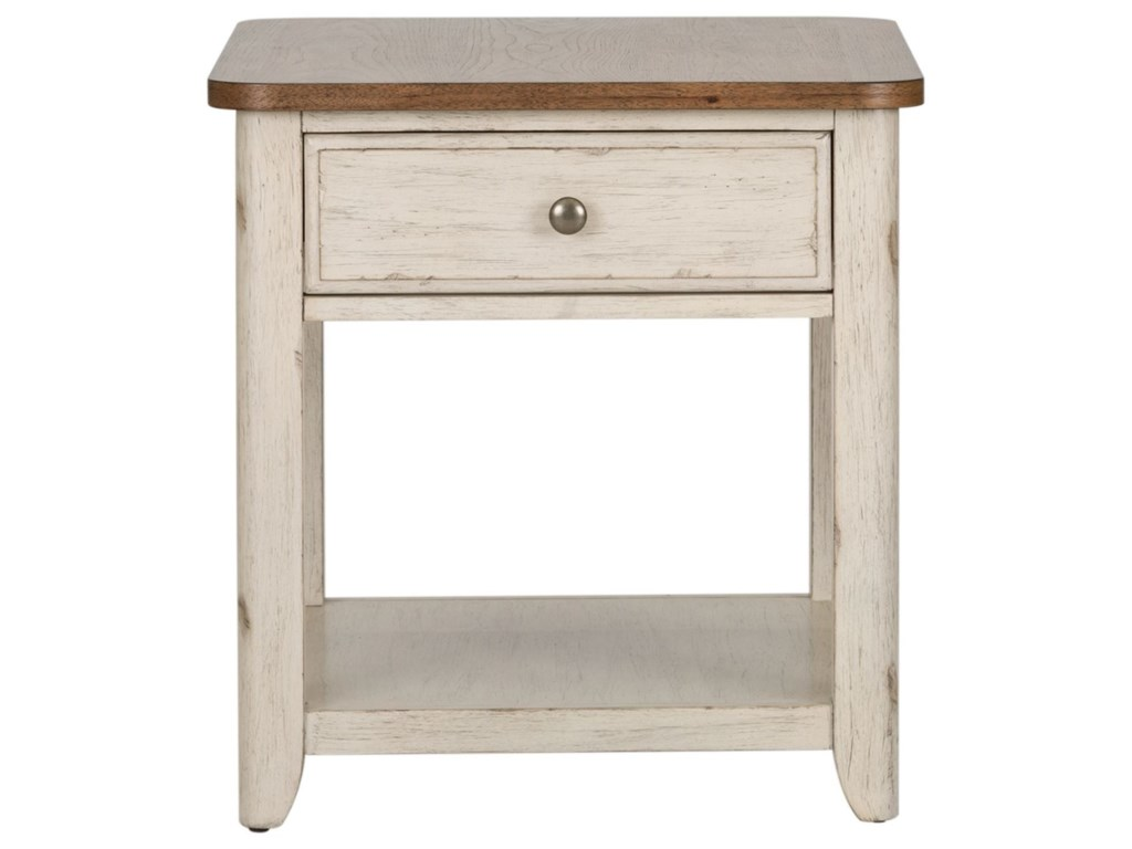 Liberty Furniture FarmingtonEnd Table