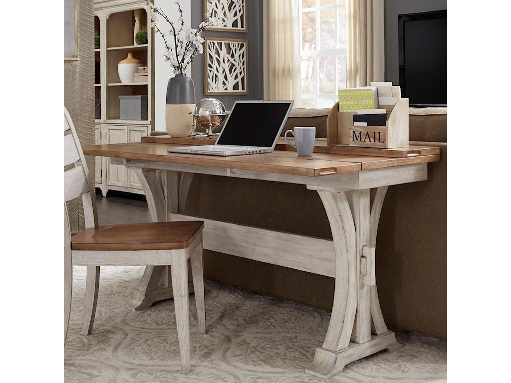 Liberty Furniture Farmhouse ReimaginedSofa Table