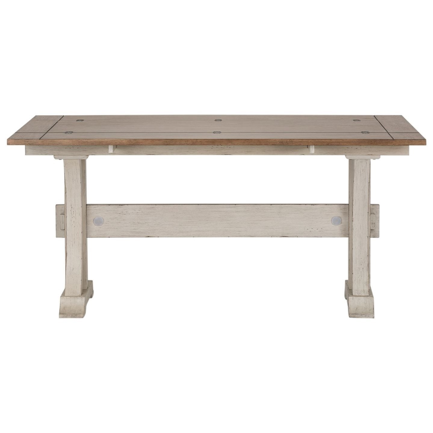 Relaxed Vintage Flip Lid Sofa Table