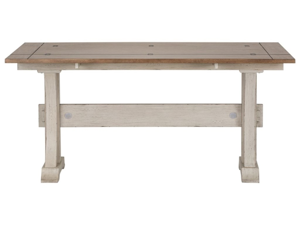 Liberty Furniture Farmhouse ReimaginedSofa Table