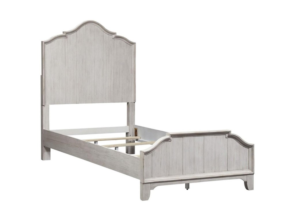 Liberty Furniture Farmhouse ReimaginedFull Panel Bed