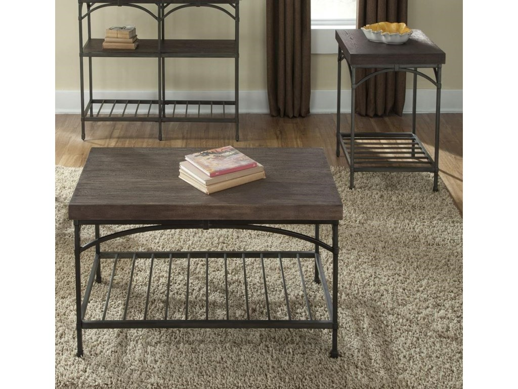 Liberty Furniture Franklin3-Piece Table Set