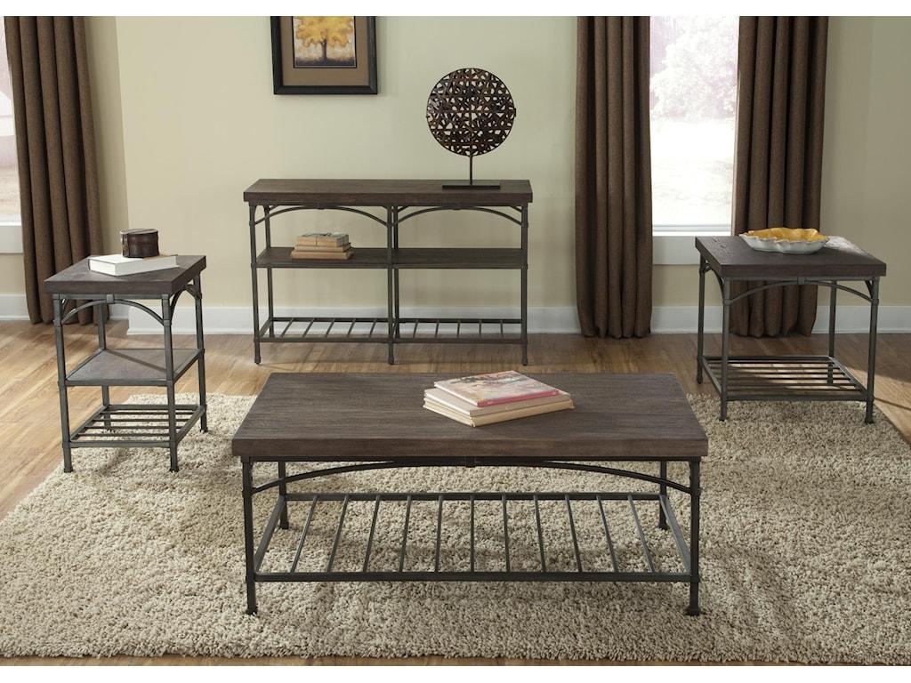 Liberty Furniture FranklinCocktail Table