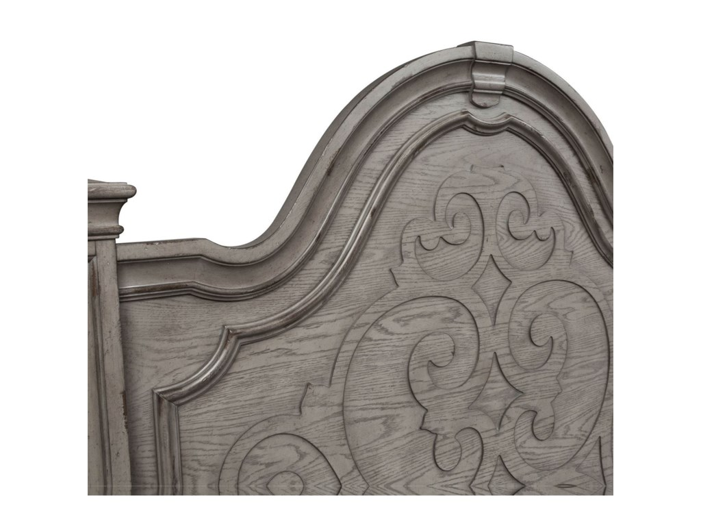Liberty Furniture Grand EstatesQueen Panel Headboard