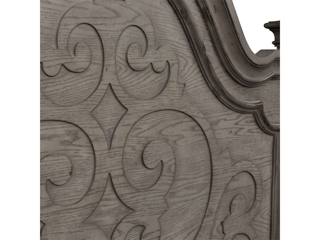 Liberty Furniture Grand EstatesKing Panel Headboard
