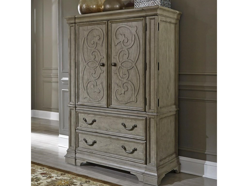 Liberty Furniture Grand EstatesDoor Chest