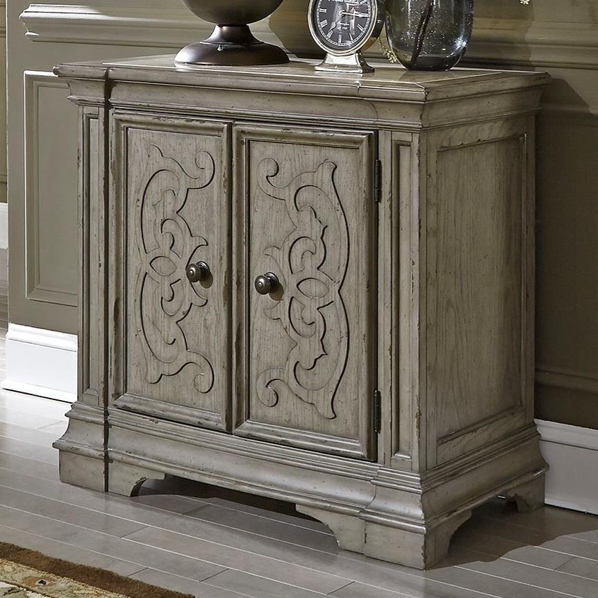 Liberty Furniture Grand Estates Traditional 2 Door