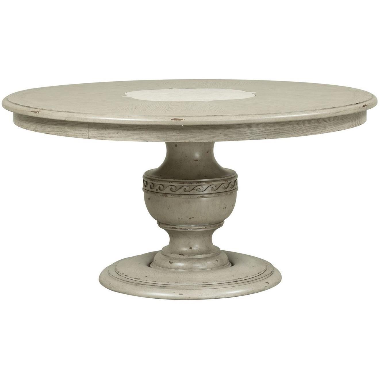 Liberty Furniture Grand EstatesPedestal Table ...